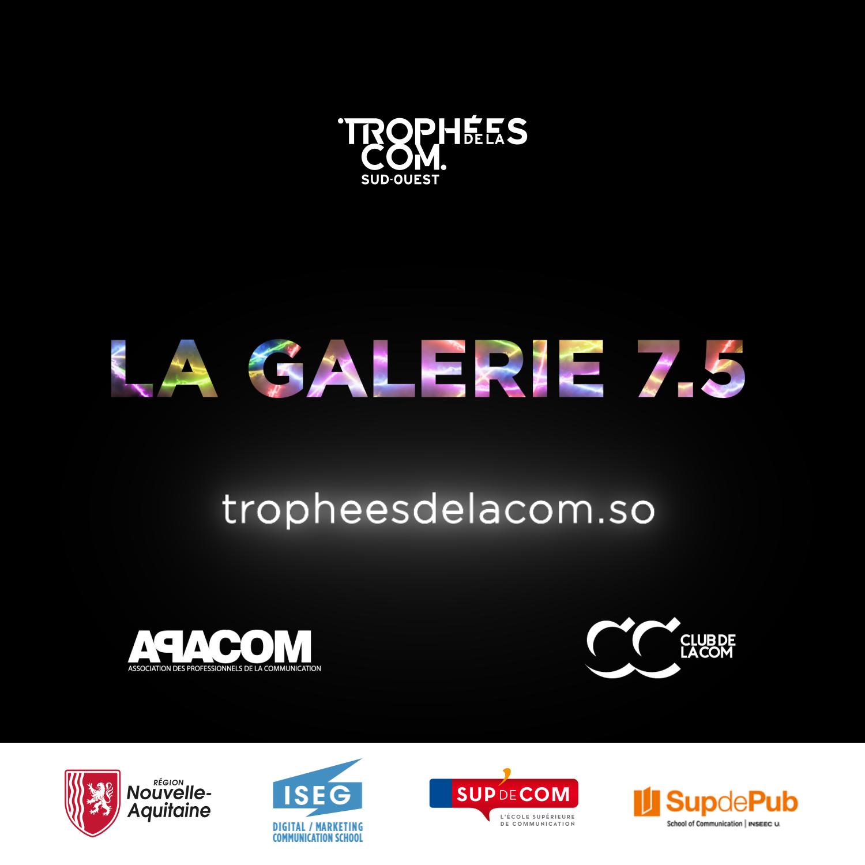 Trophées de la com' 2020 - APACOM & Club de la Com